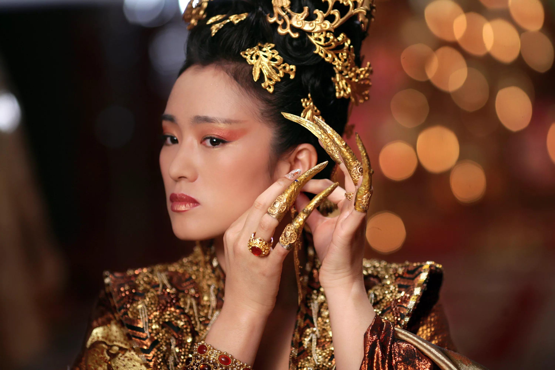 Красивые и богатые китаянки