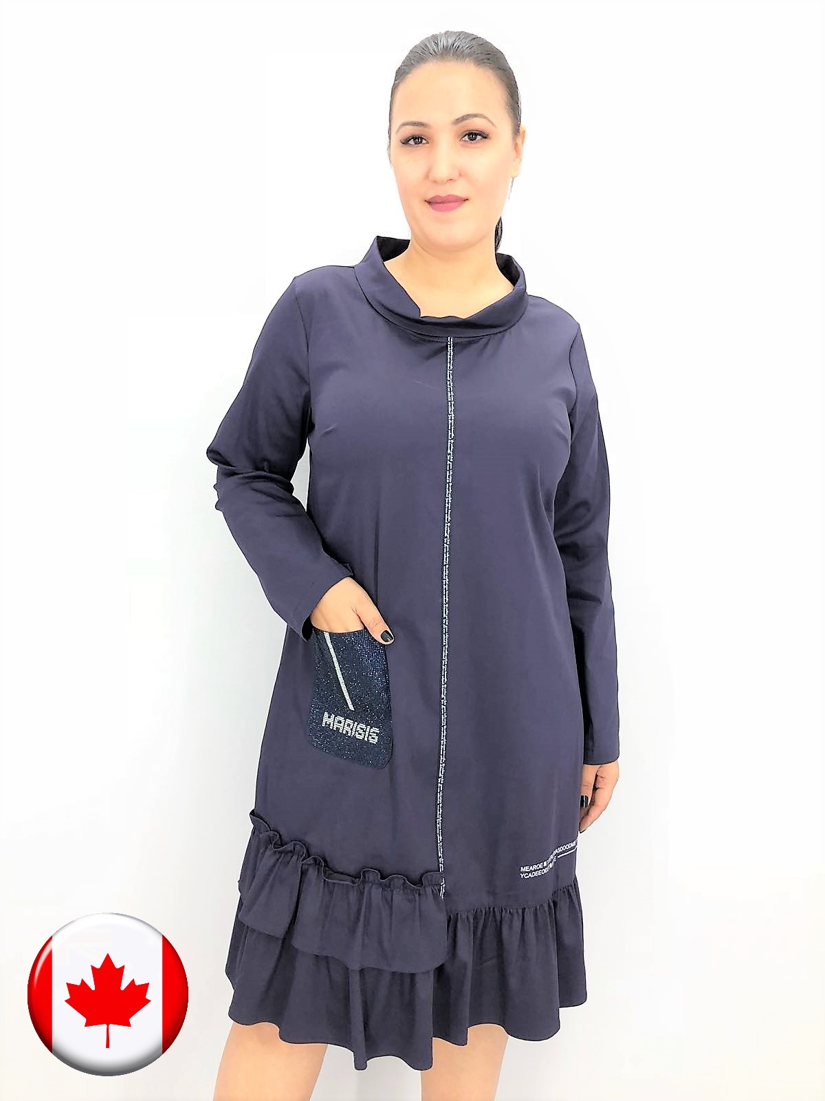 Магазин женской одежды в Сочи КАНАДА - нарядные платья, рубашки и туники из Турции от 50 до 56 размера - женская одежда больших размеров в Сочи и Адлере