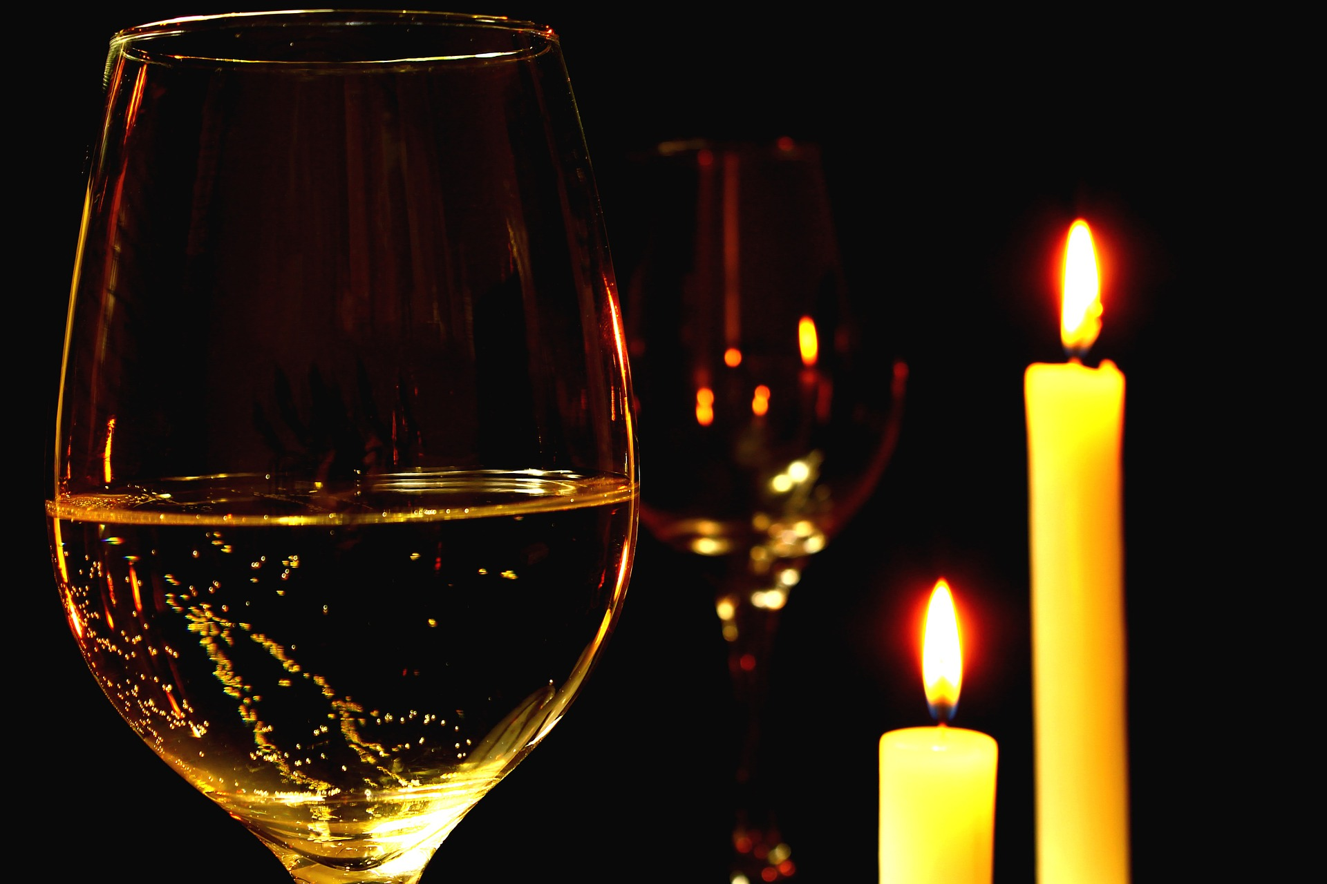 Картинки ужин при свечах романтика, открытки открытка