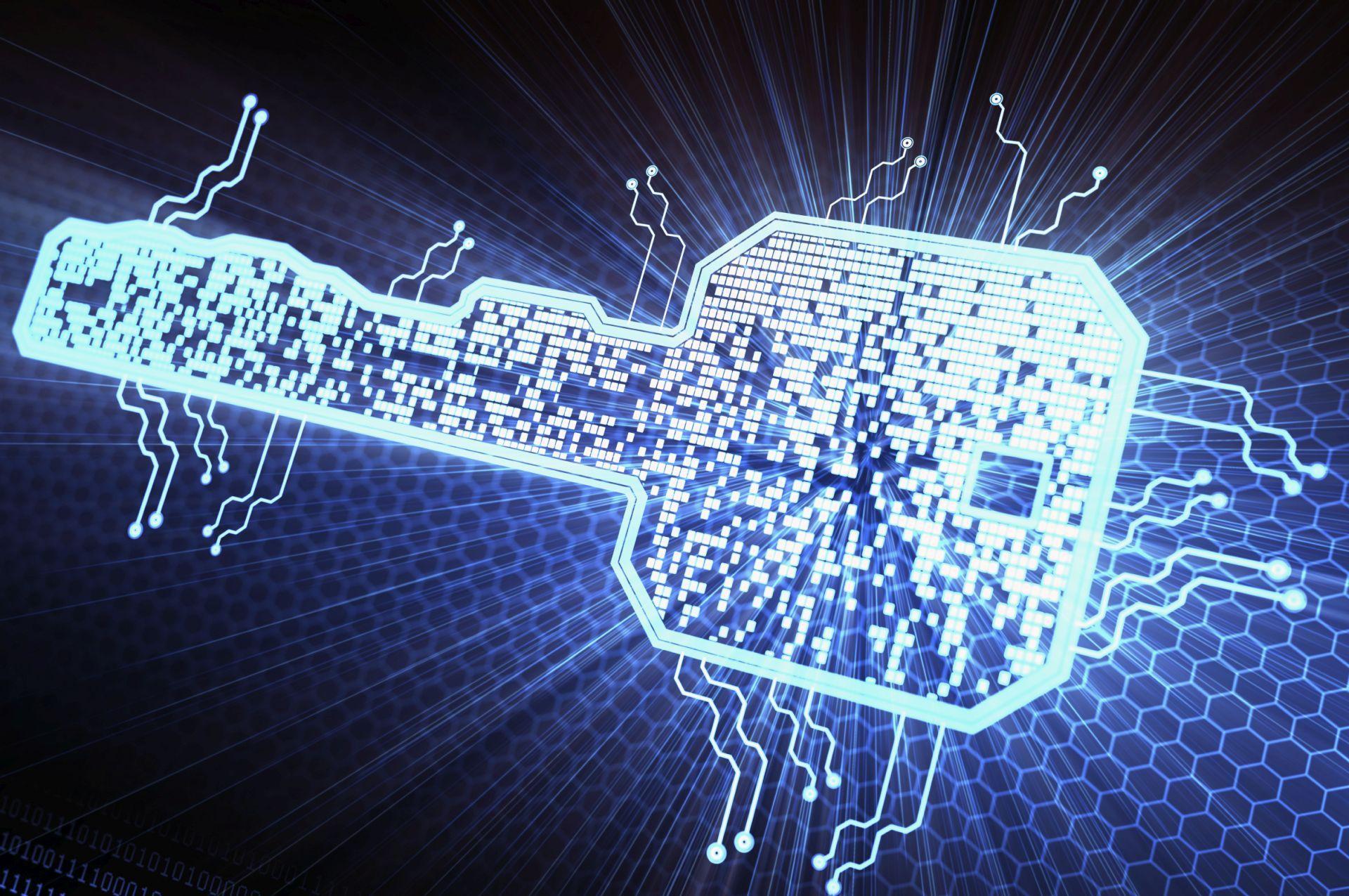 огромному, криптографический ключ картинка был великим