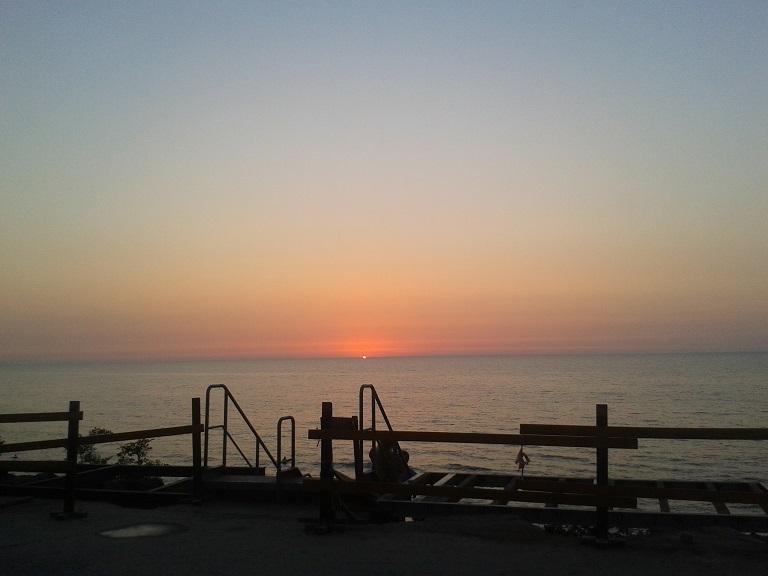 Последний солнца луч