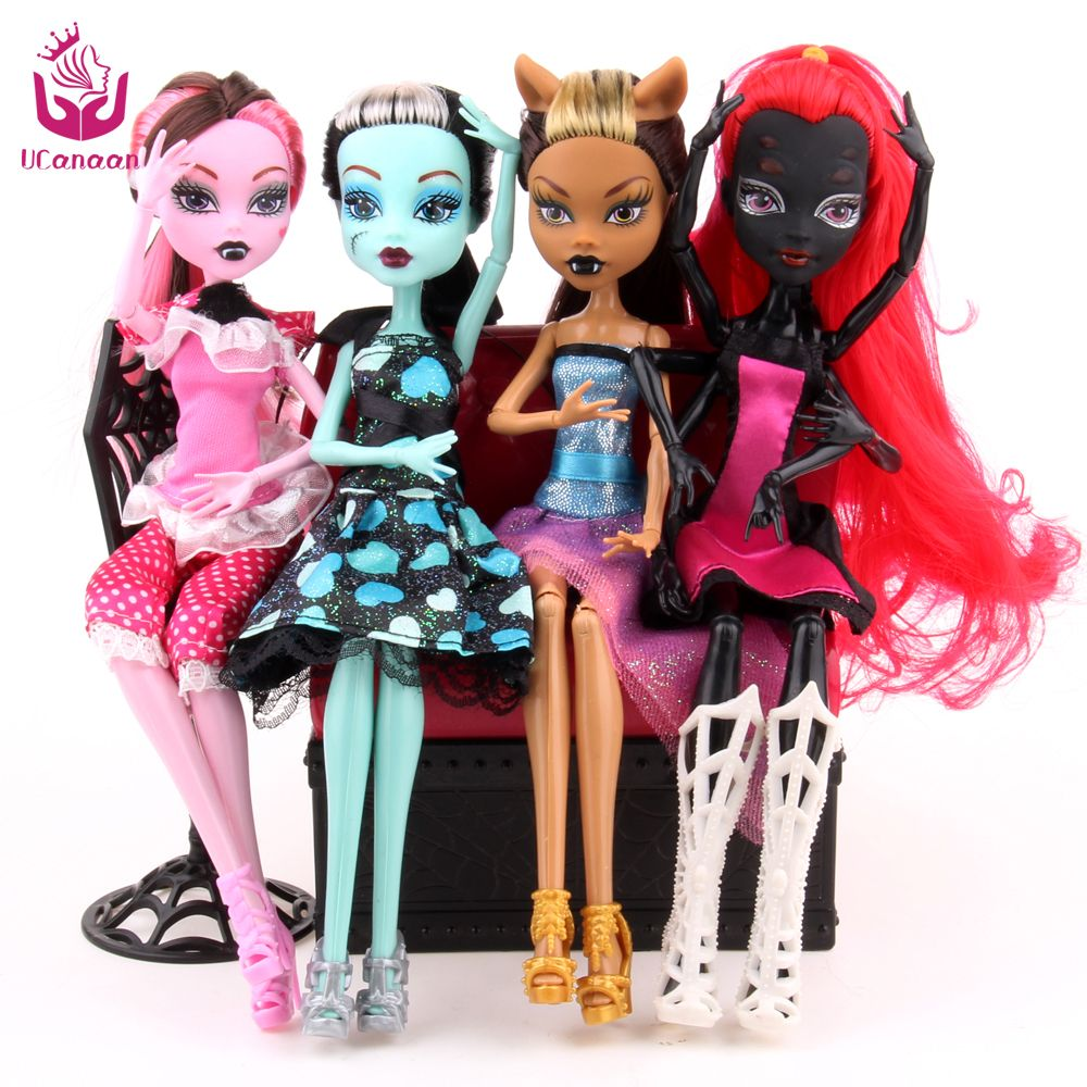 UCanaan-4-PCS-Set-Dolls-New-Style-Movable-Joint-Body-Fashion-High-Quality-Girls-Plastic-Classic.jpg