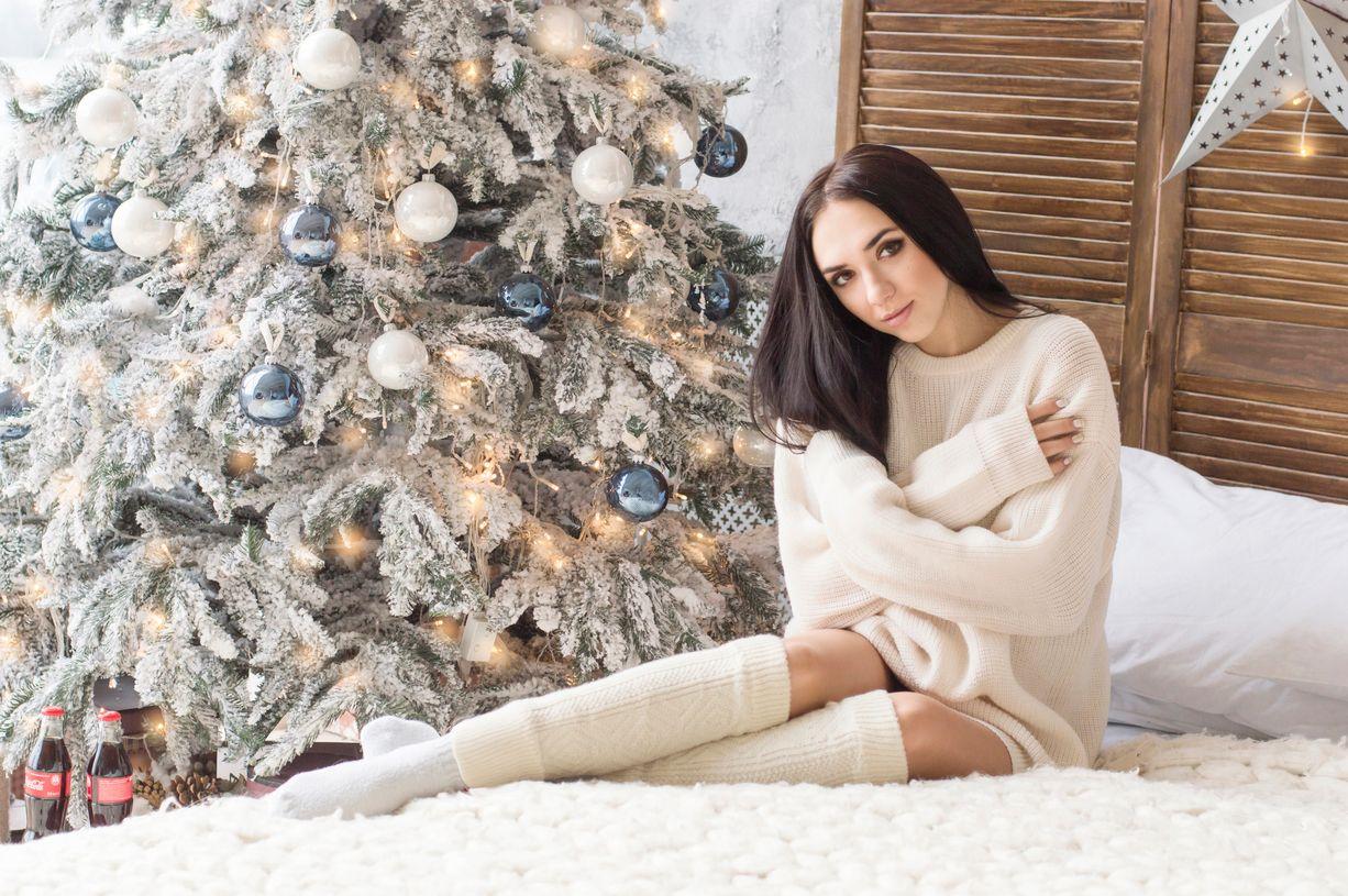 раз эти как сделать красивое фото у елки продукт