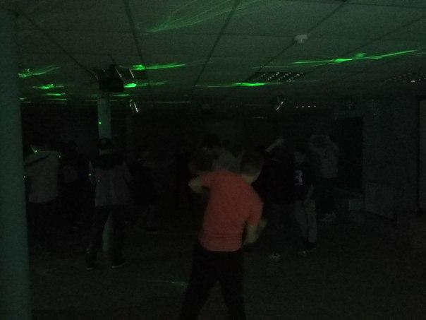 Я танцую