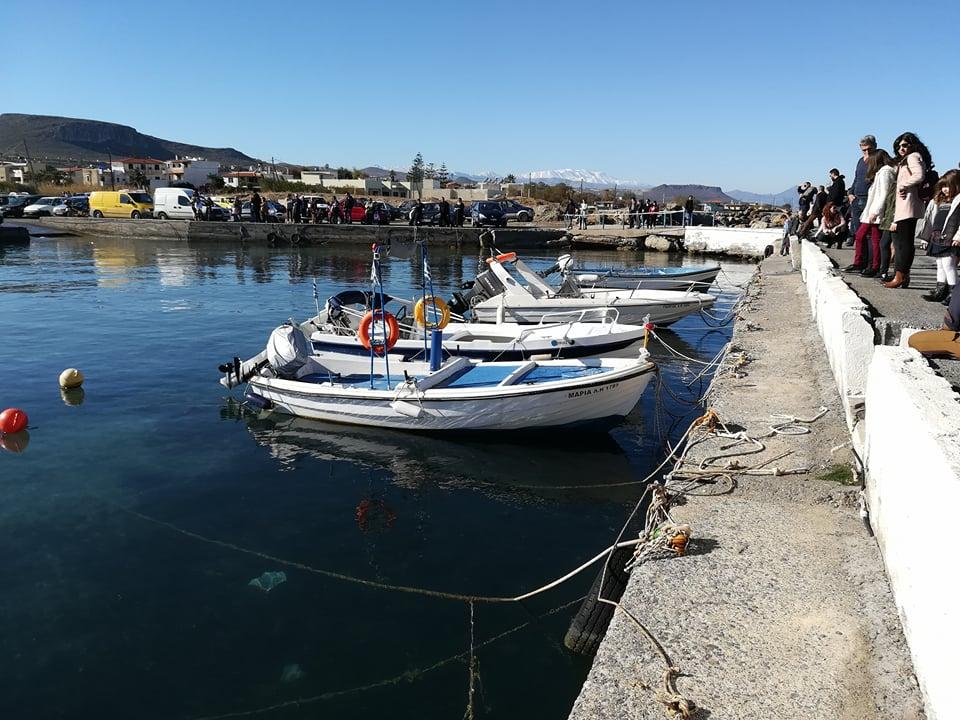 Православный праздник Богоявление в Греции