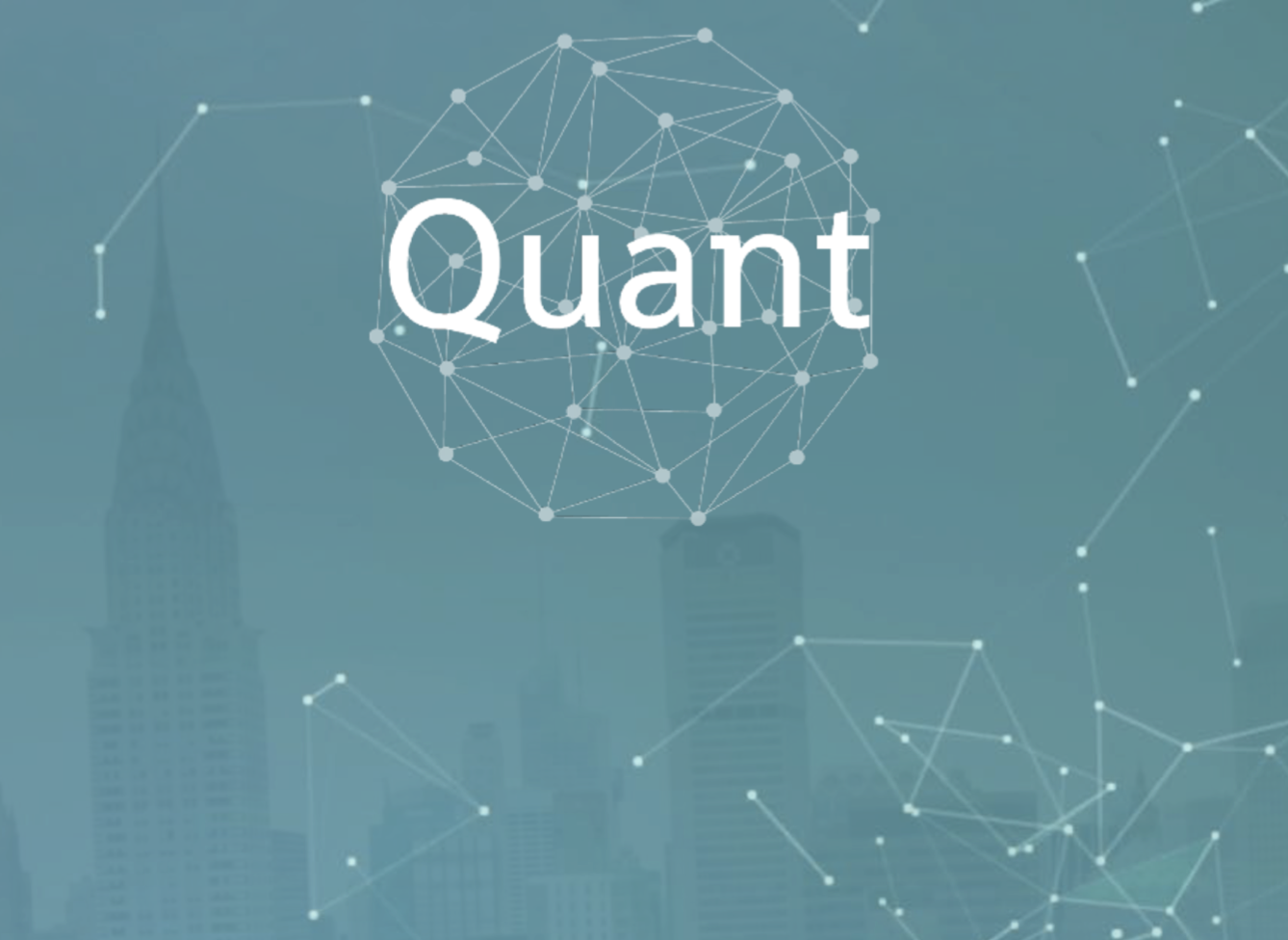 Quant Network | Project Overview | Golos io Блоги