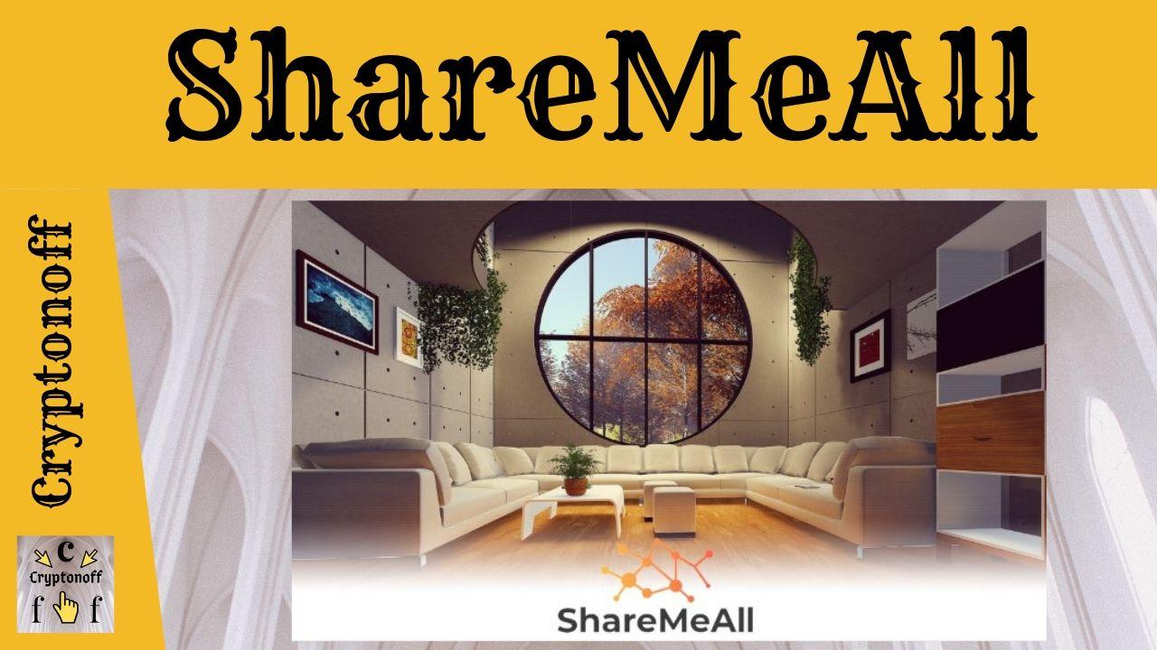 ShareMeAll ICO Обзор . Универсальный Способ Бартера . part 1.jpg