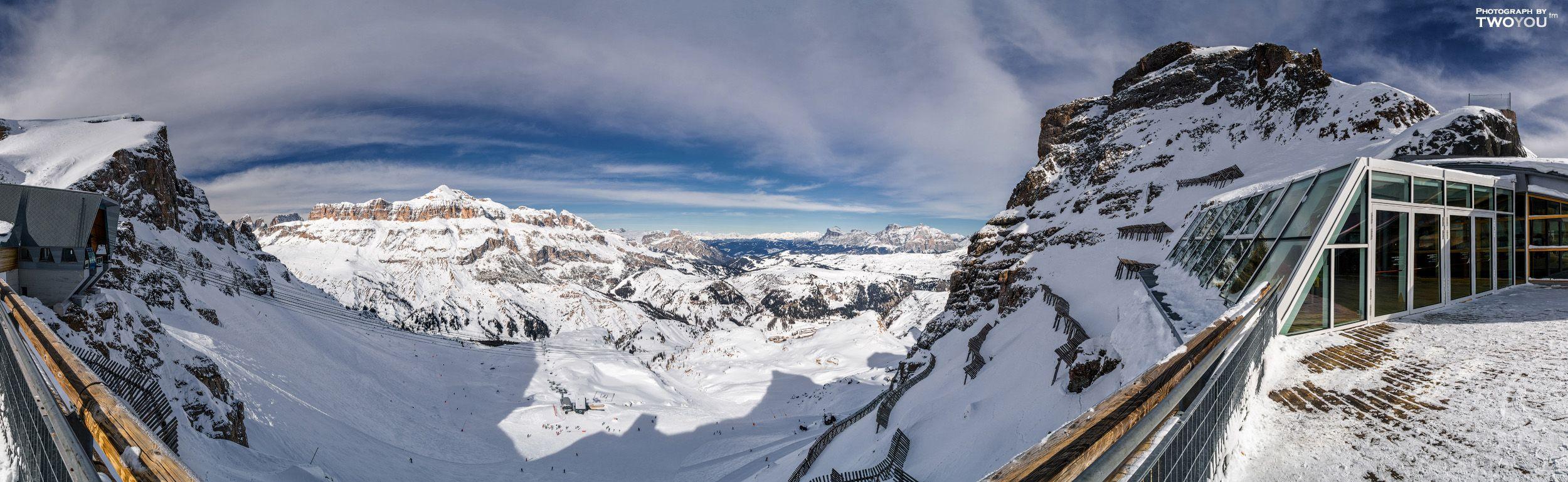 Панорама дня: Доломитовые Альпы, часть 10.