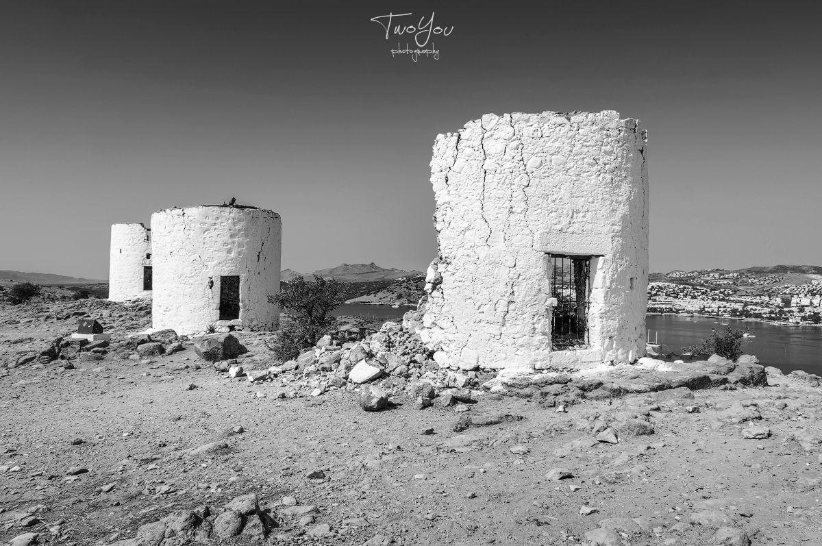 День черно-белой фотографии: Бодрум, часть 1.