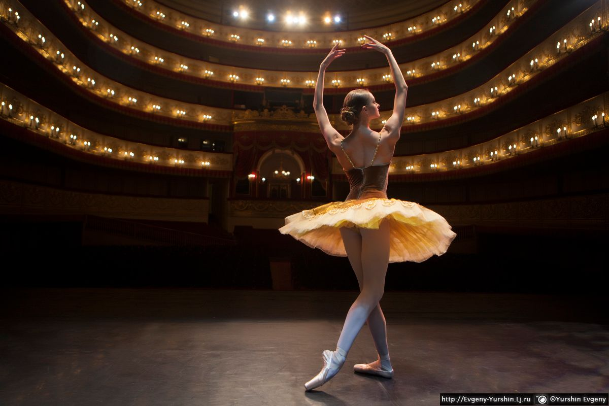 балерины на сцене картинки вам