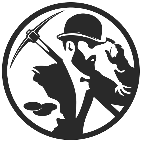 Miningress logo sketch (black & white).png