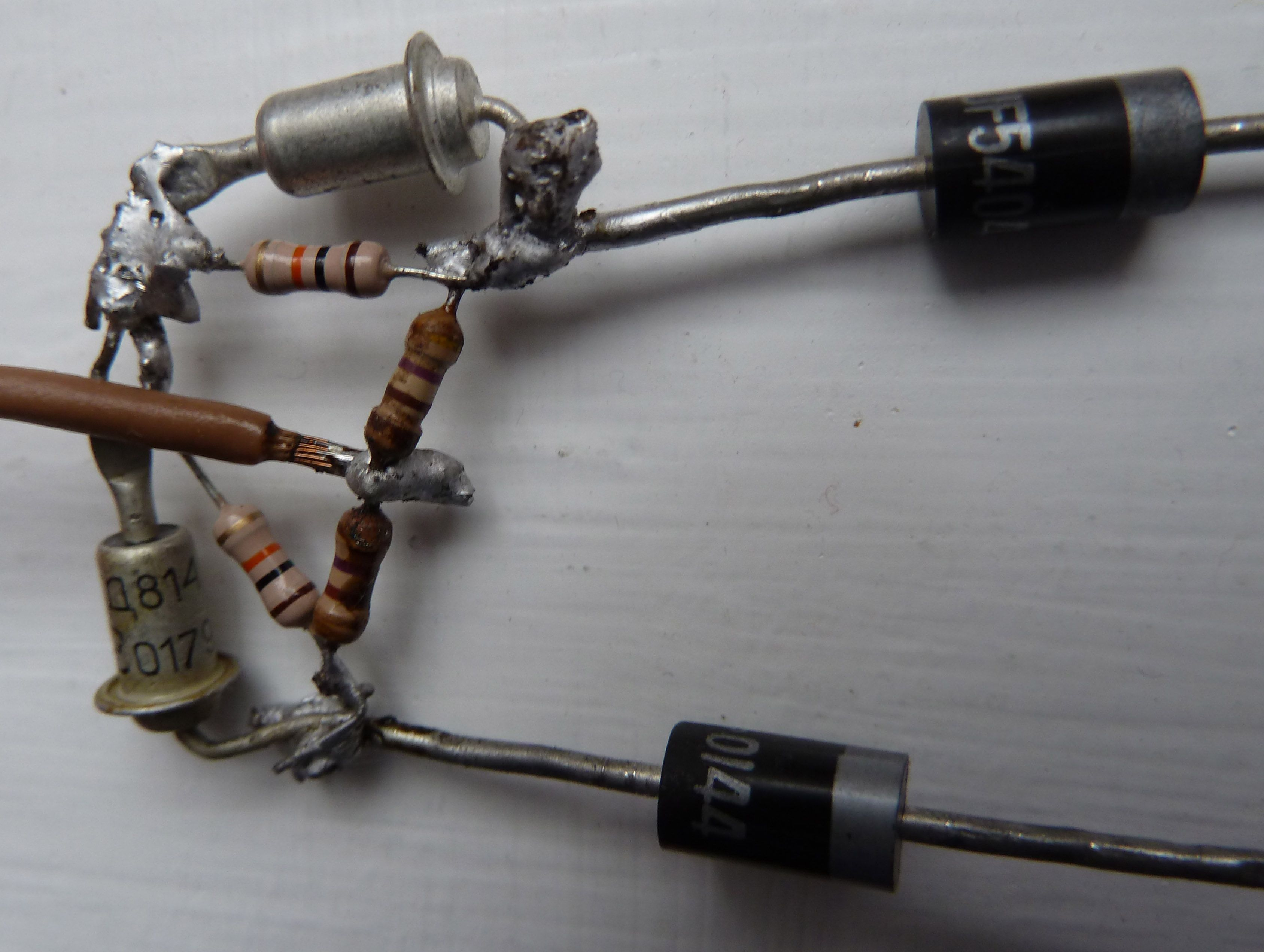 Инверторы для индукционных нагревателей своими руками фото 663