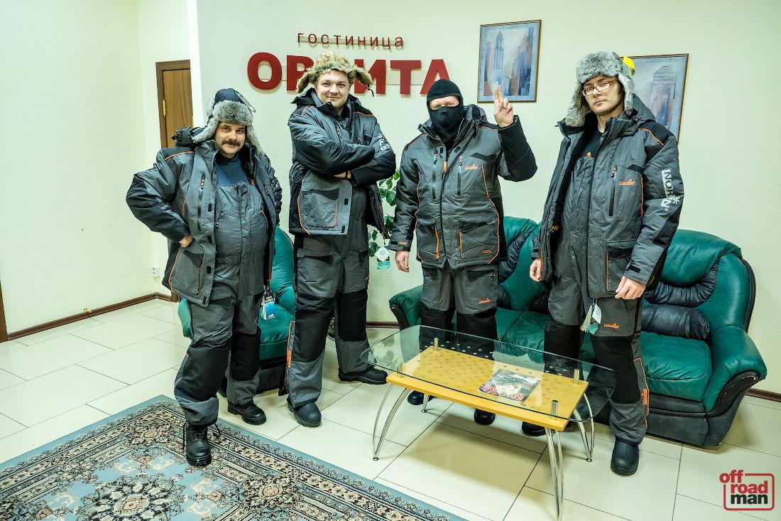 Зимние приключения экспедиции «Варандей»