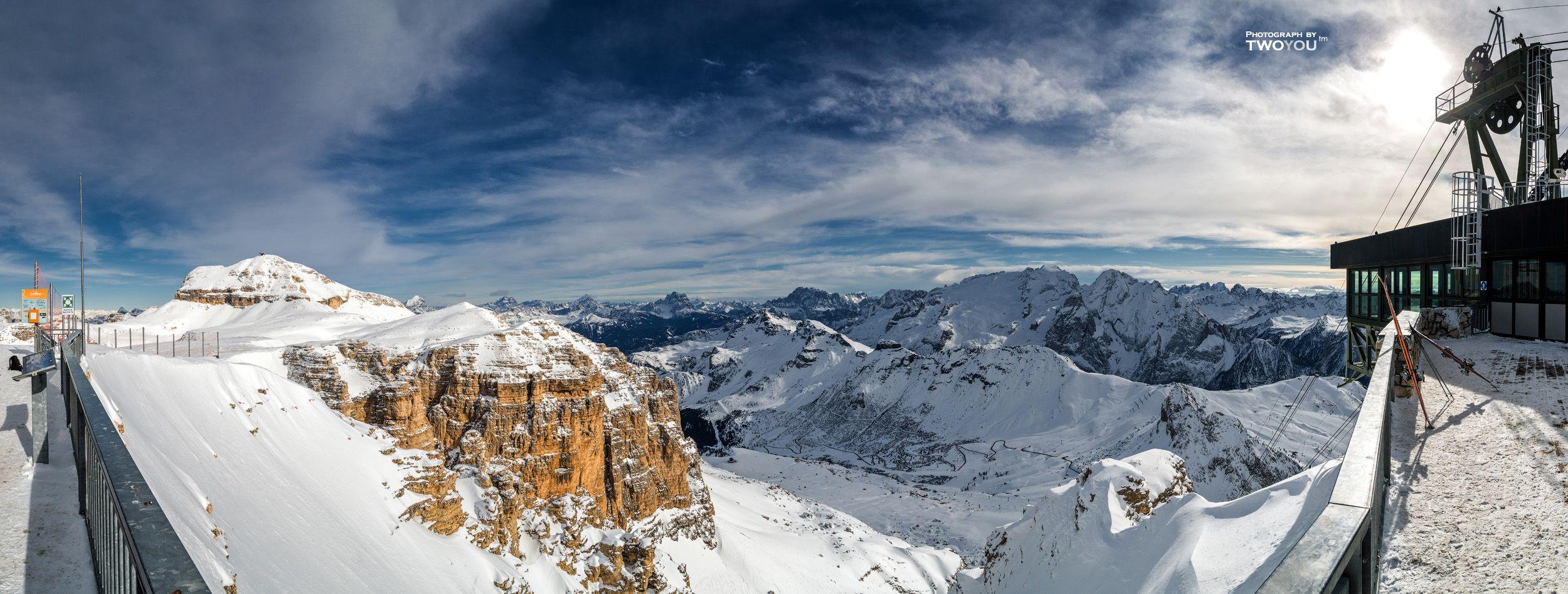 Панорама дня: Пассо Пордои.