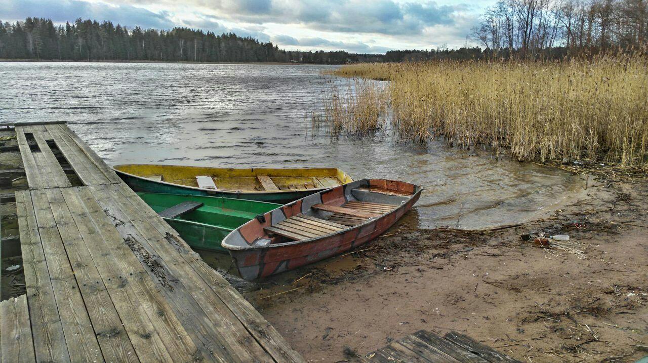 Королевское озеро фото никогда