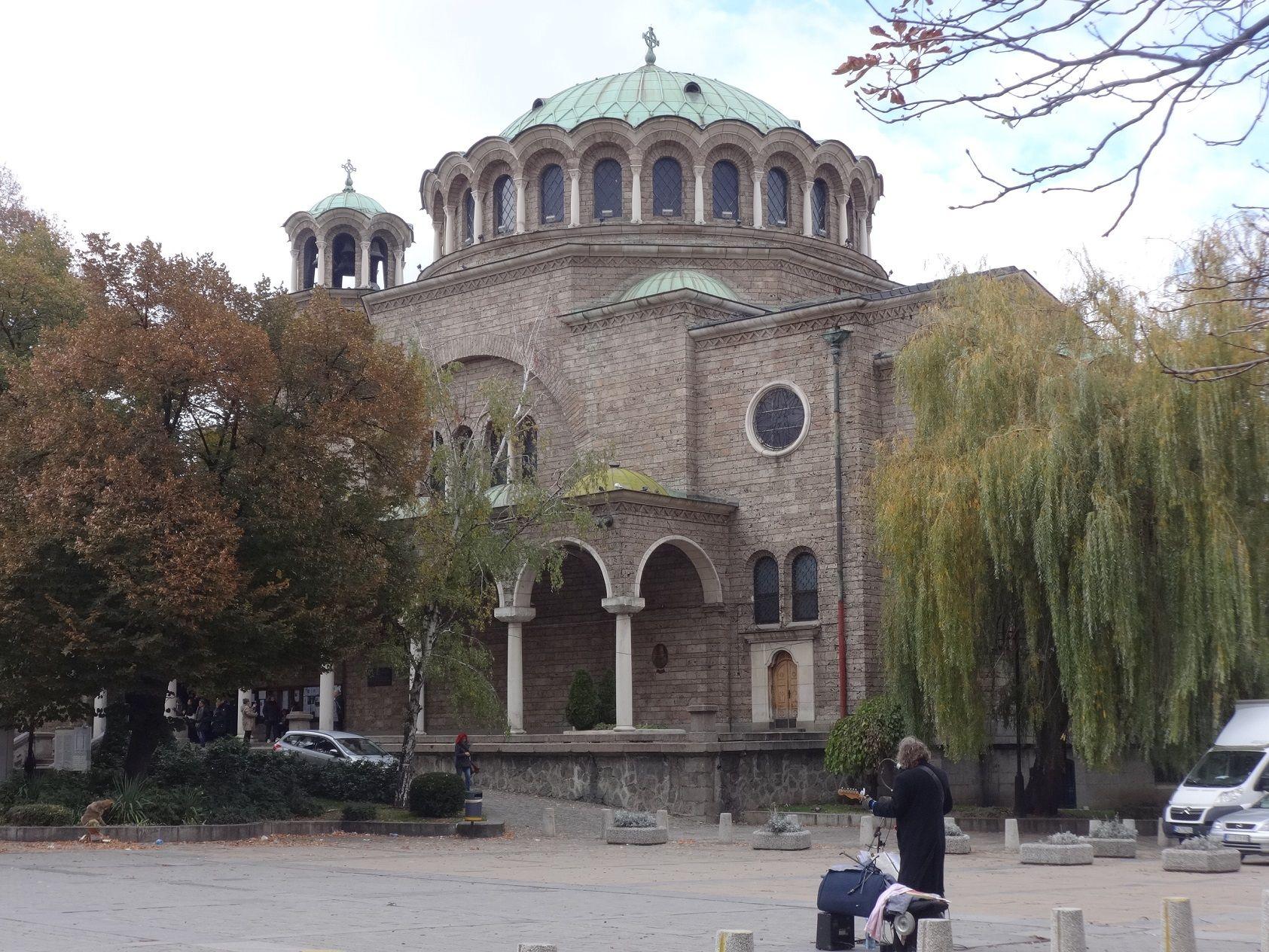 Храм Святой Недели в Софии