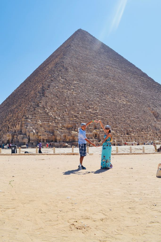 Одно из Чудес Света🙌🏻! Здравствуй, Каир!!!