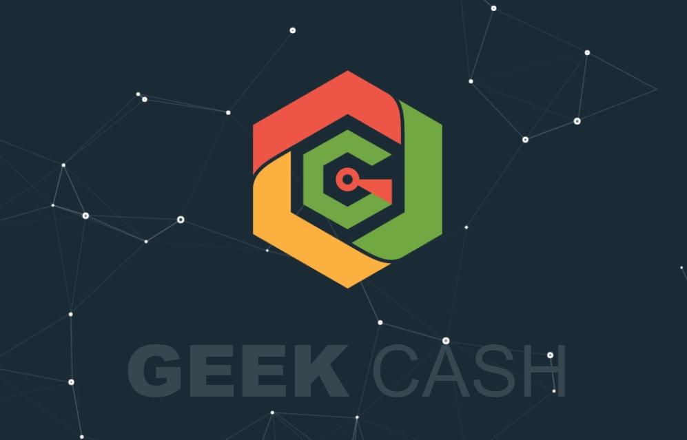 geek logo - GPU - [GEEK] GeekCash (GeekCash) POW/Masternode