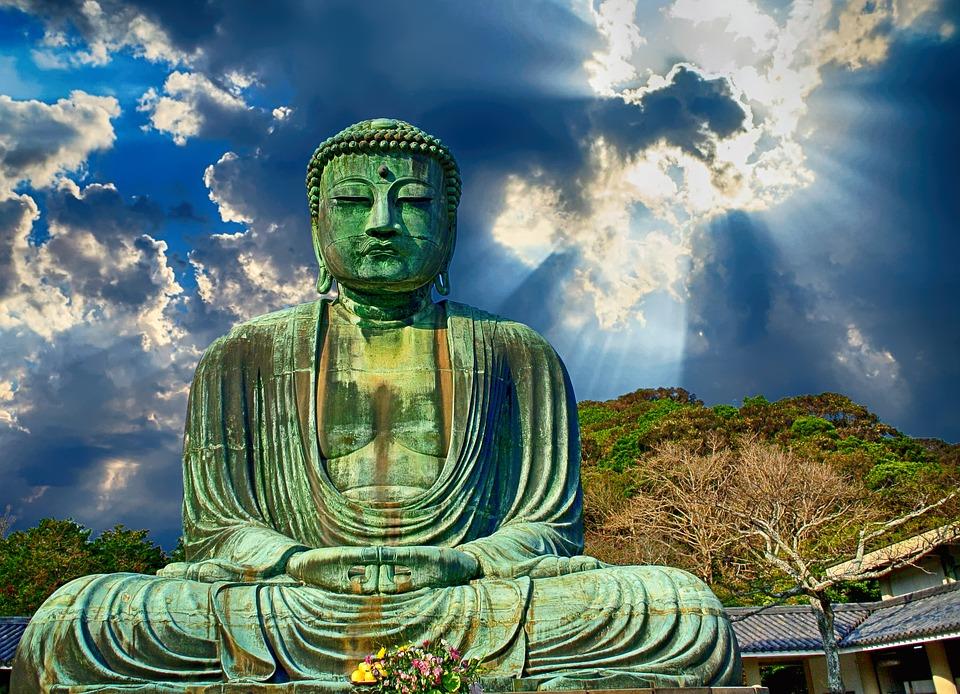 Буддизм в картинках