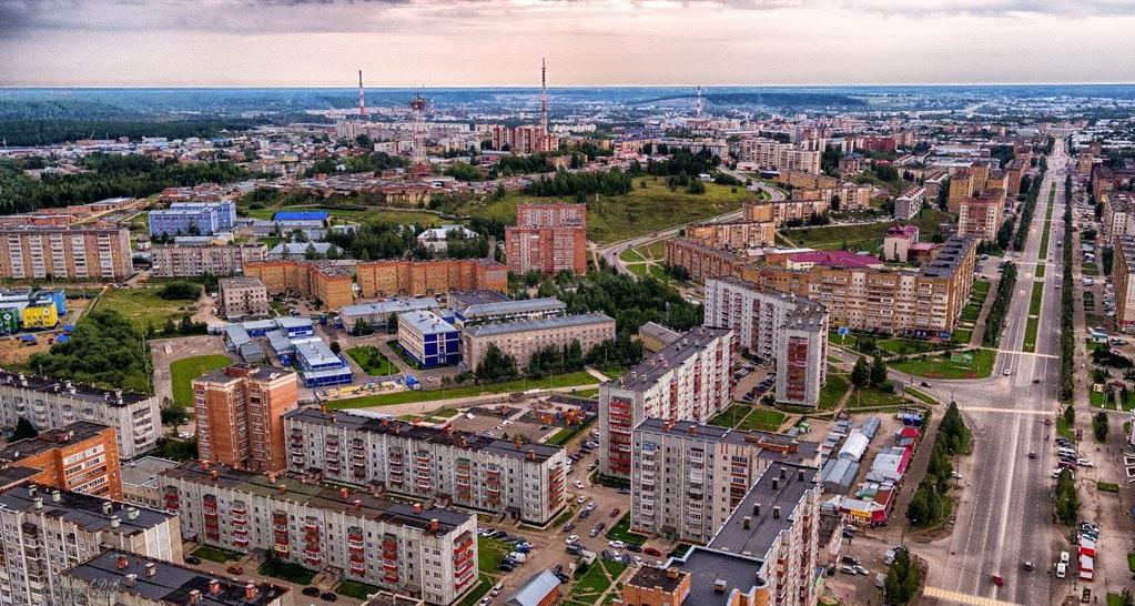 Картинки города коми республики