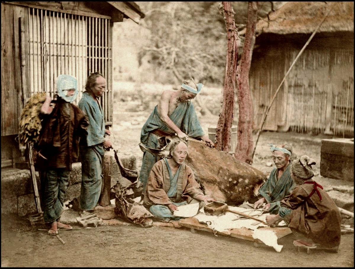 потомки касты нечистых, 19 век, фото в цвете.jpg