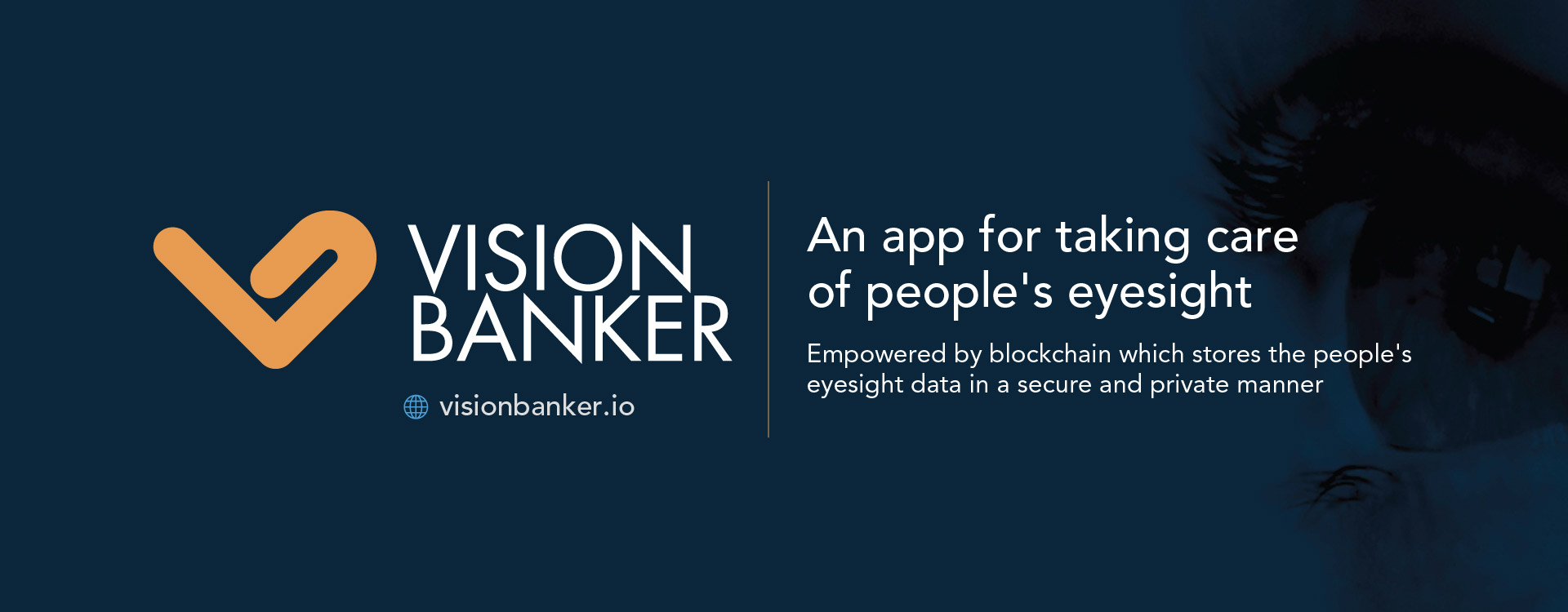 Vision Banker 👓 App for Taking Care of People's Eye