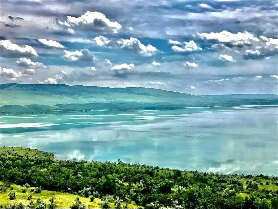 сенгилеевское водохранилище фото