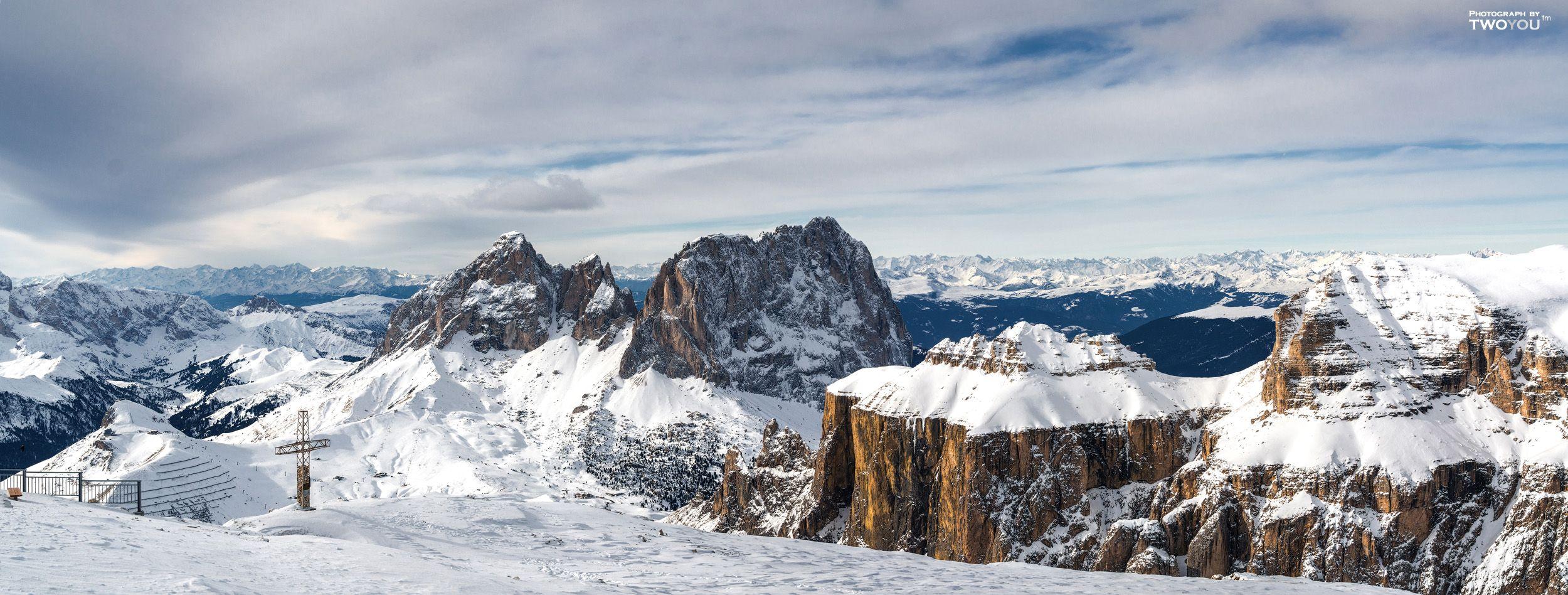 Панорама дня: Доломитовые Альпы, часть 12.