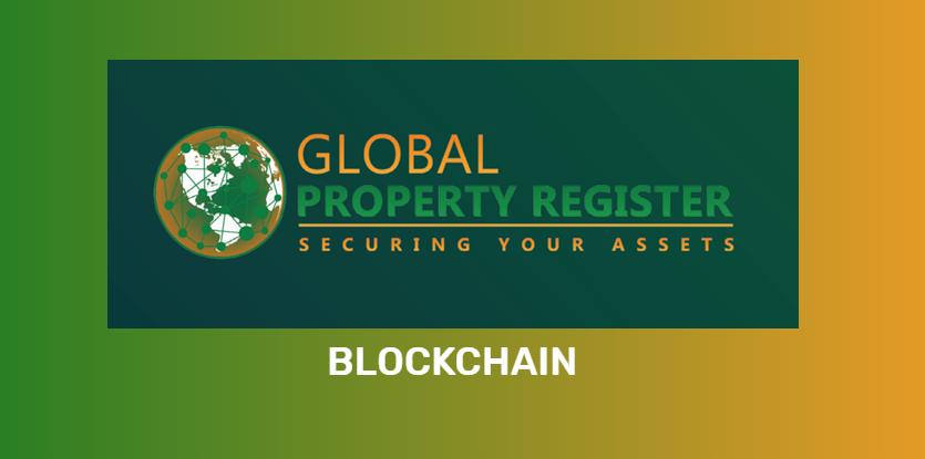 Kết quả hình ảnh cho Global Property Register ICO Review