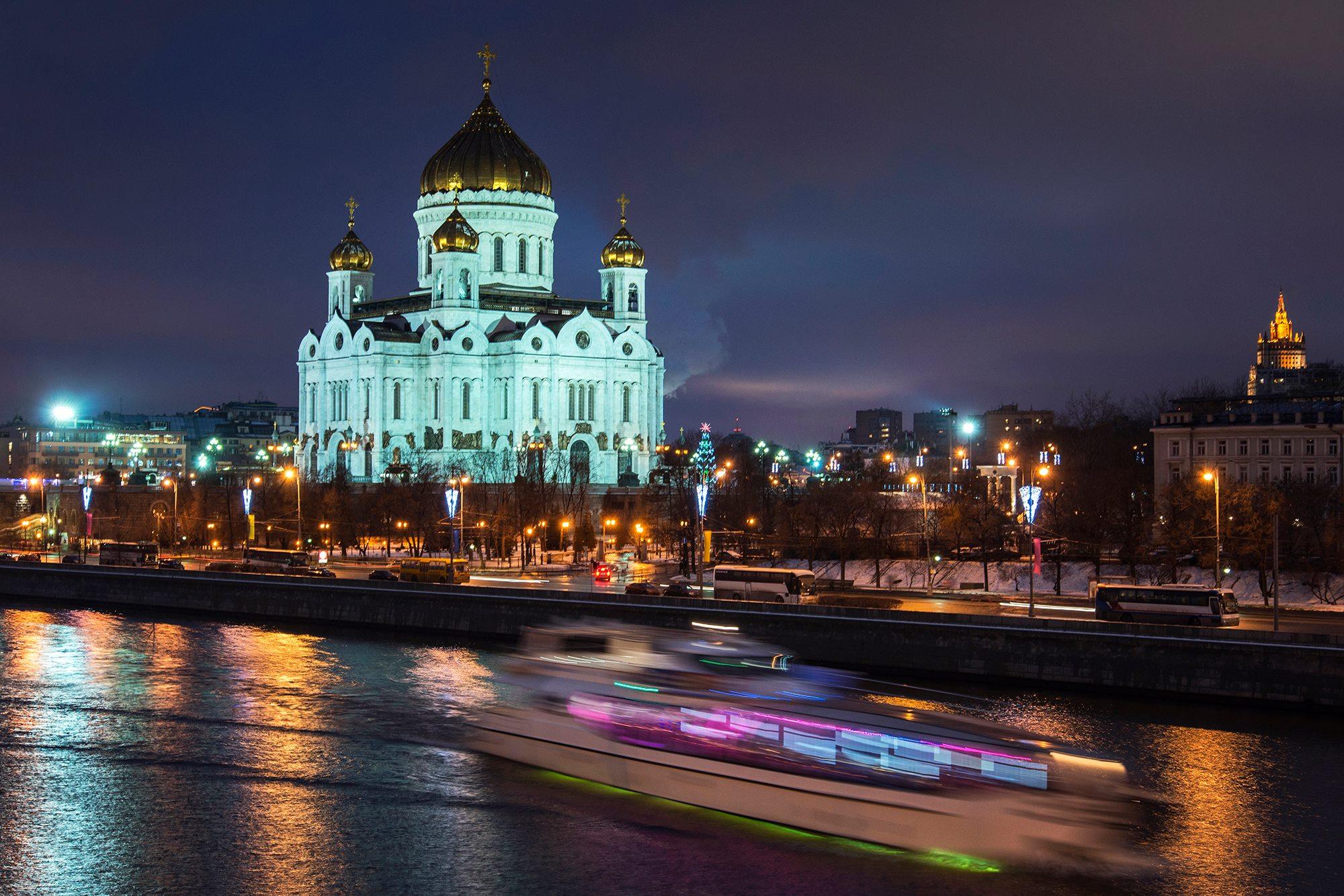 московские соборы и фото события, которые должны