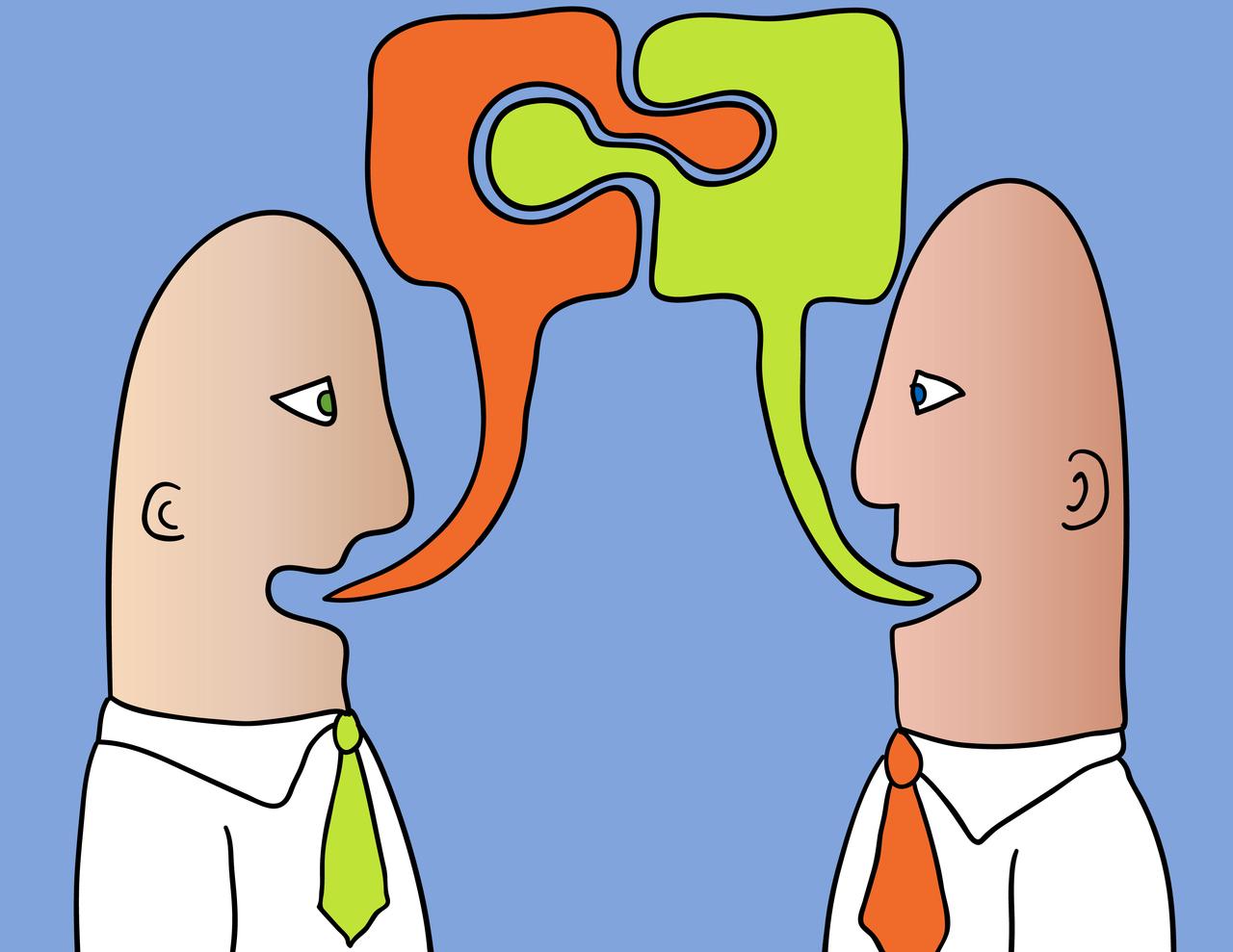 Умение слушать других: учимся быть приятным собеседником
