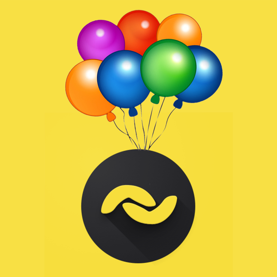Happy Birthday, BANANO! Join the Party! - @bananocurrency