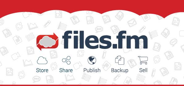 Kết quả hình ảnh cho FIles.Fm ICO review