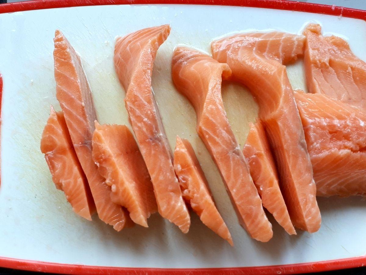 Как засолить рыбу в домашних условиях лосось 826