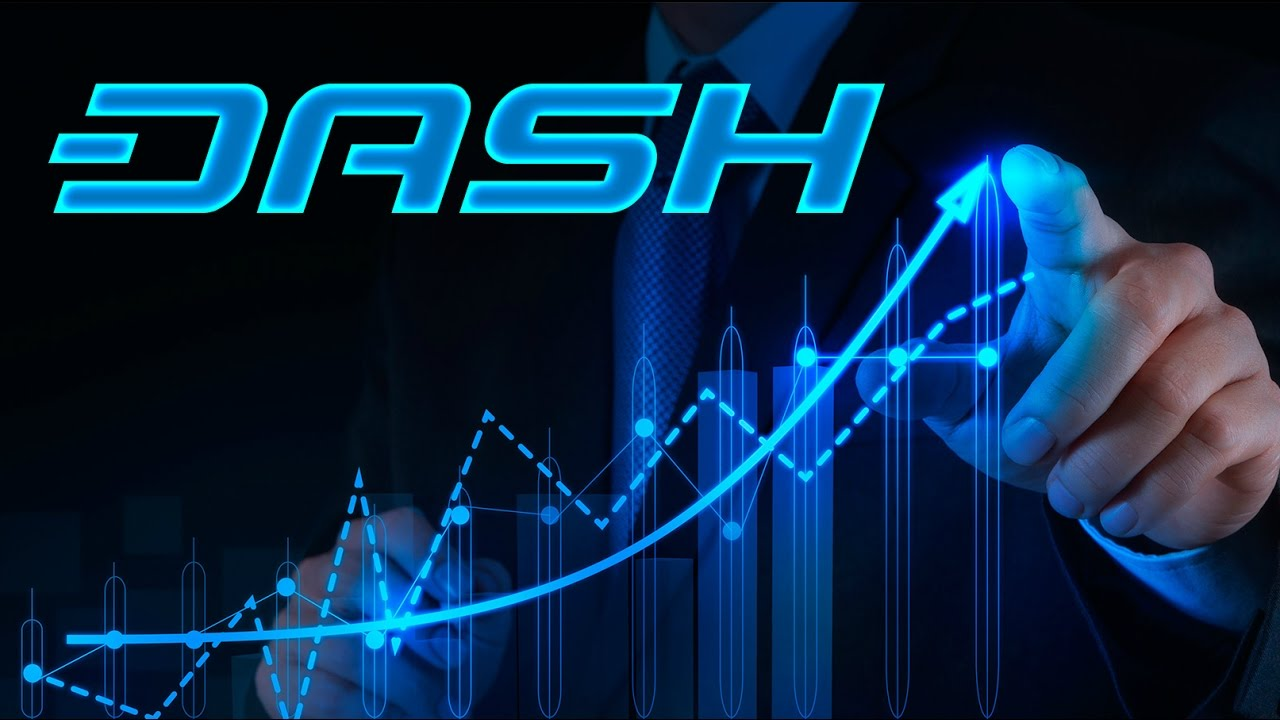 Цена Dash вышла на новый рекорд, превысив $1100