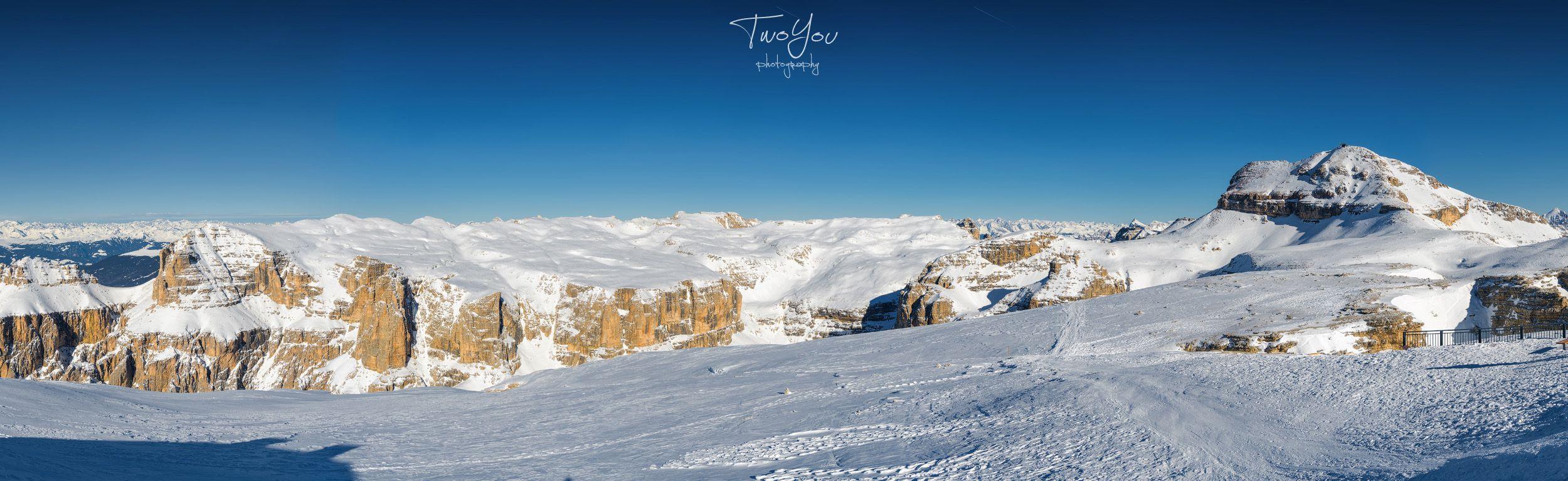 Панорама дня: Доломитовые Альпы, часть 13.