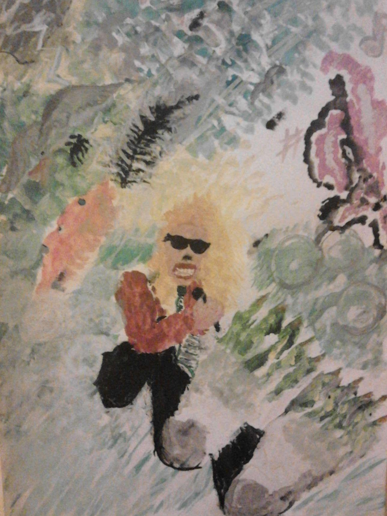 Last Ravage Opinion Album Cover
