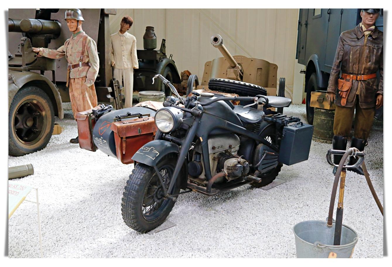 Мотоцикл KS 750