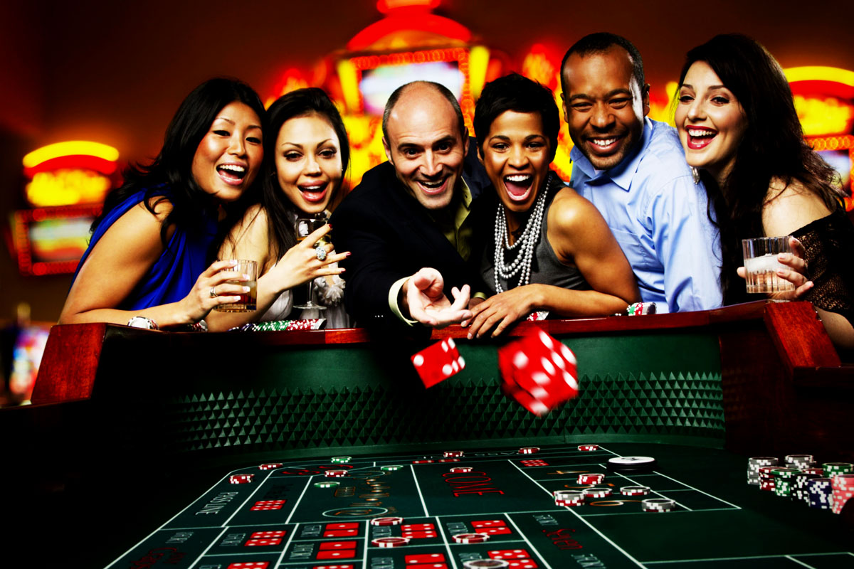 Gambling in the club LotoRu