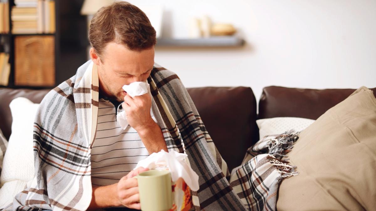 Простуда. Как не заболеть?