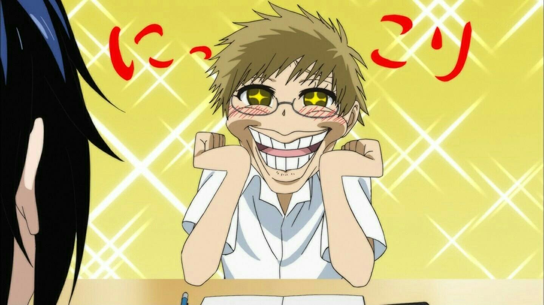 Веселые картинки из аниме
