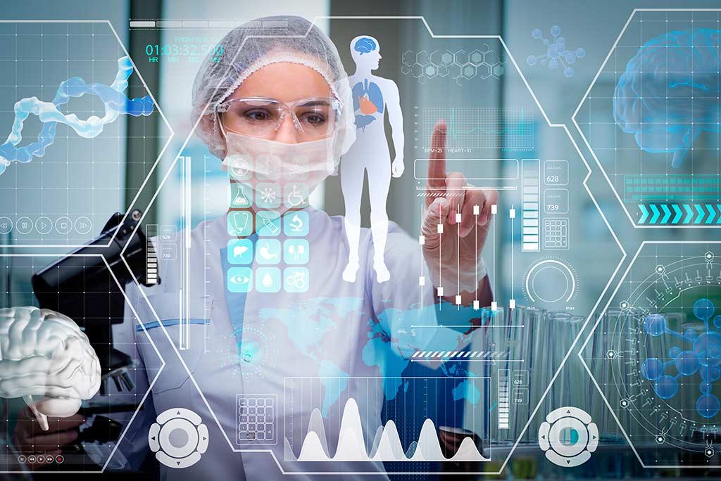 Рисунки медицина будущего