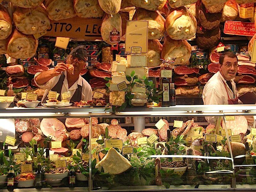 Итальянские рынки