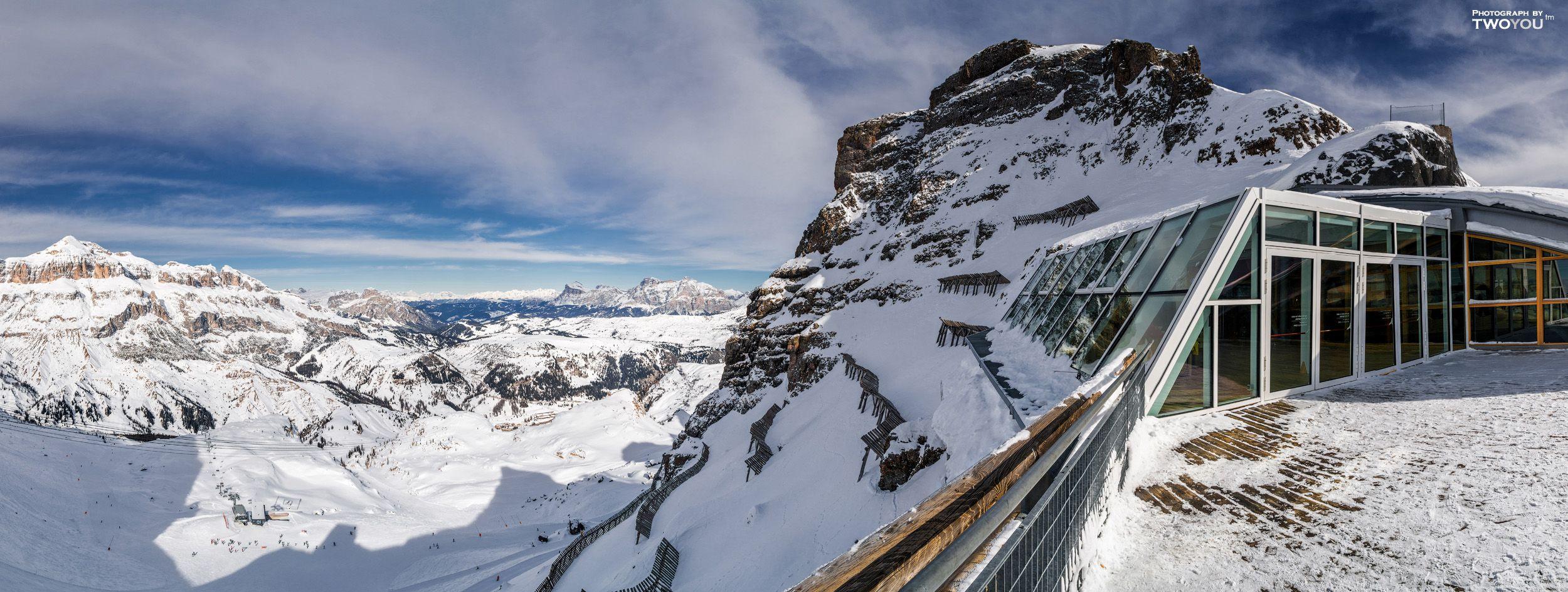 Панорама дня: Доломитовые Альпы, часть 9,