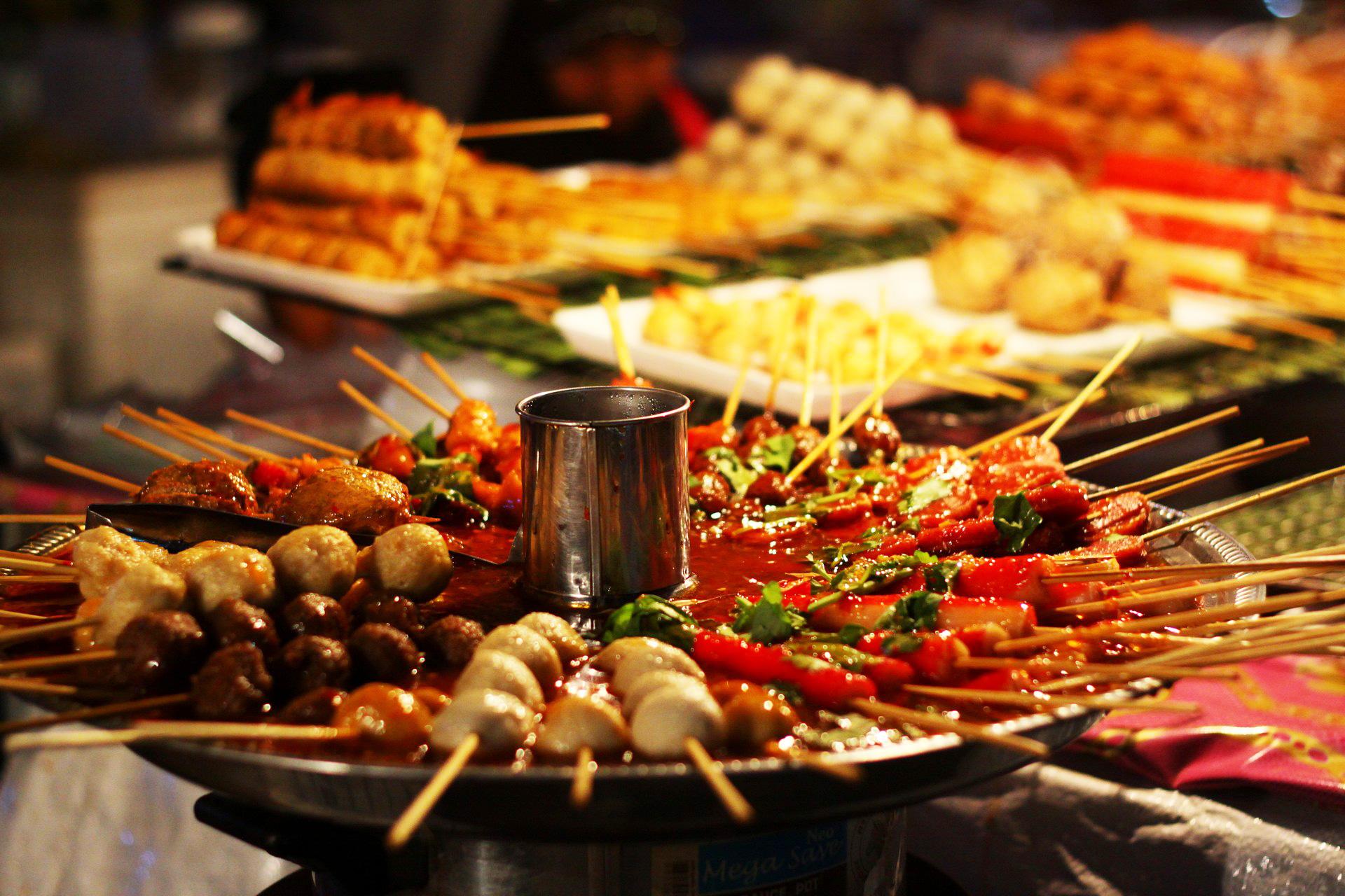 одно самых таиланд еда фото рисунок, посвященный материнству