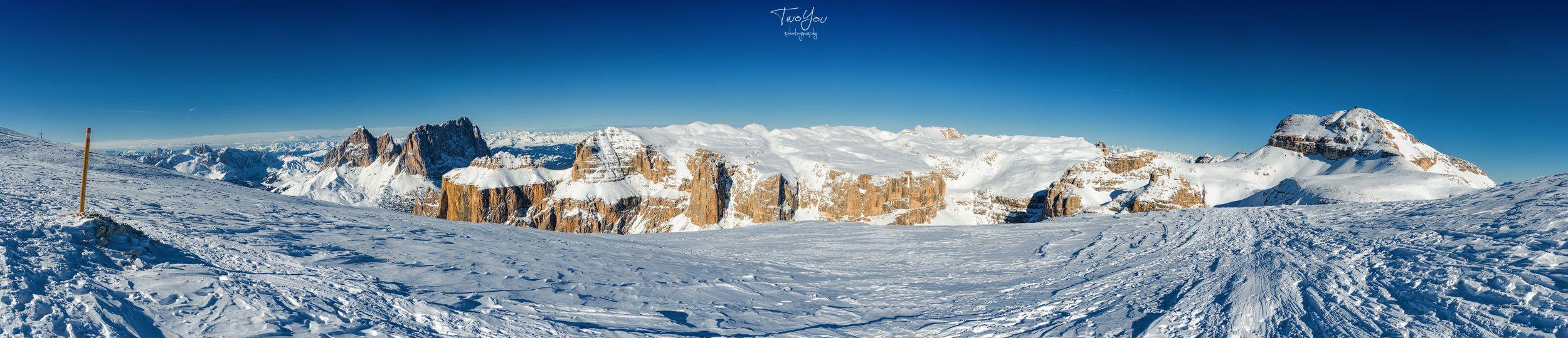 Панорама дня: Доломитовые Альпы, часть 11.