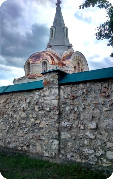 Церковь Всех Святых. Высоцкий монастырь. (Серпухов)