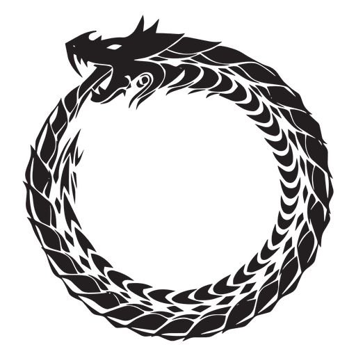 5c4563e4982aa5bdf3b503c660a90c43-ouroboros-snake-religion-by-vexels.png