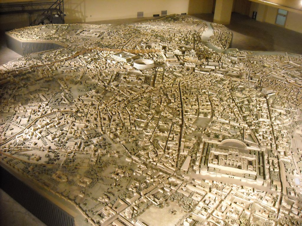 Awesome Model of ancient Rome.jpg
