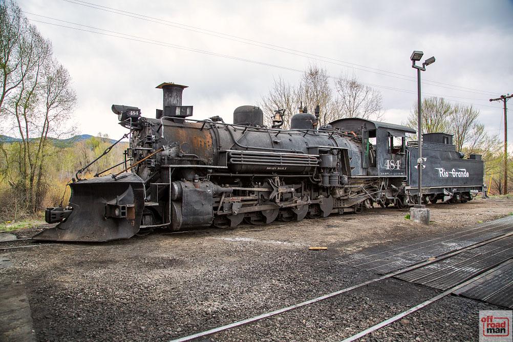 Историческая железнодорожная станция Chama